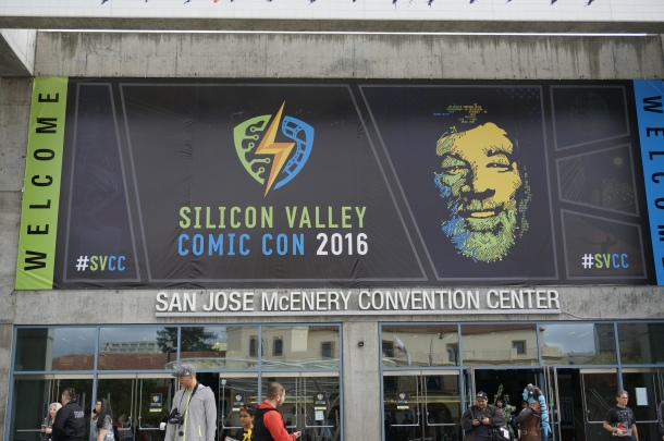 Retrenders - Silicon Valley Comic Con - SVCC - by Johnny Moreno
