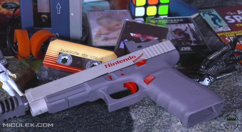 The Nintendo Zapper Glock Gun Retrenders