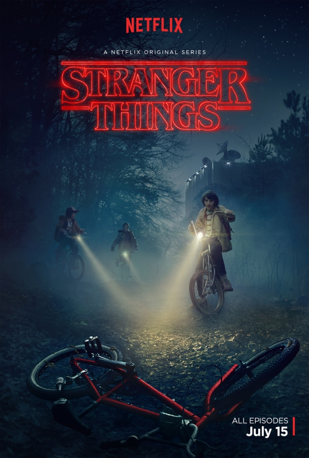 Stranger Things - Netflix - Retrenders