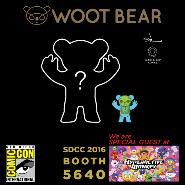 WootBear-SDCC216-Flyer