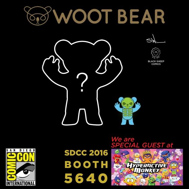 WootBear-SDCC216-Flyer
