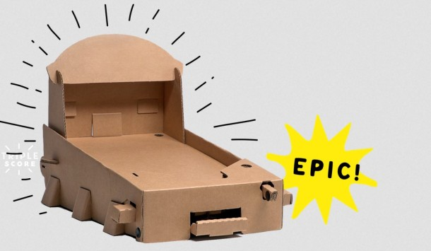Diy Cardboard Pinball Machine Retrenders
