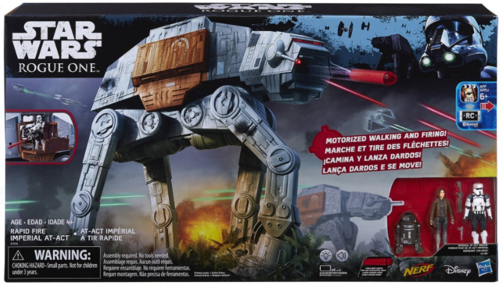 Hasbro Rogue One At Act Walker Retrenders