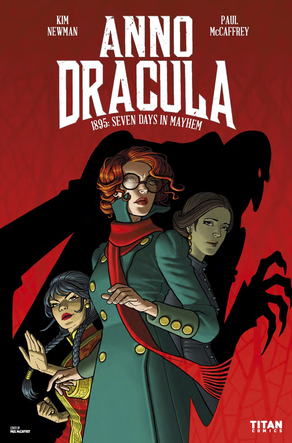 Comic Book Preview: Anno Dracula 1895 – Seven Days in Mayhem