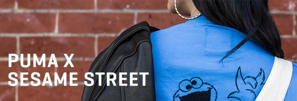 5bd541022 Awhile back, PUMA released a Sesame Street collection for children, now  this new PUMA x Sesame Street mini-capsule collection is for the big kids –  men and ...